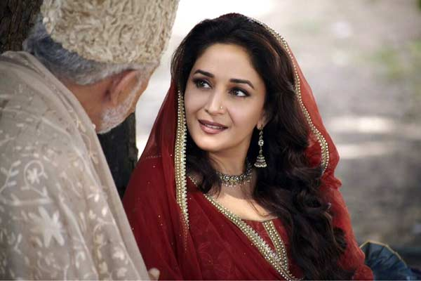 Why was Madhuri Dixit-Nene's Dedh Ishqiya look difficult to style?