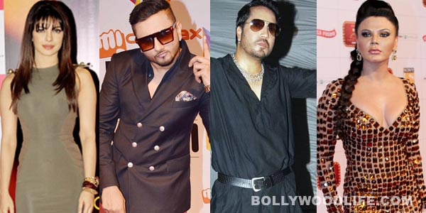 Yo Yo Honey Singh, Priyanka Chopra, Mika Singh, Rakhi Sawant : Who is the major attraction at the New Year party?