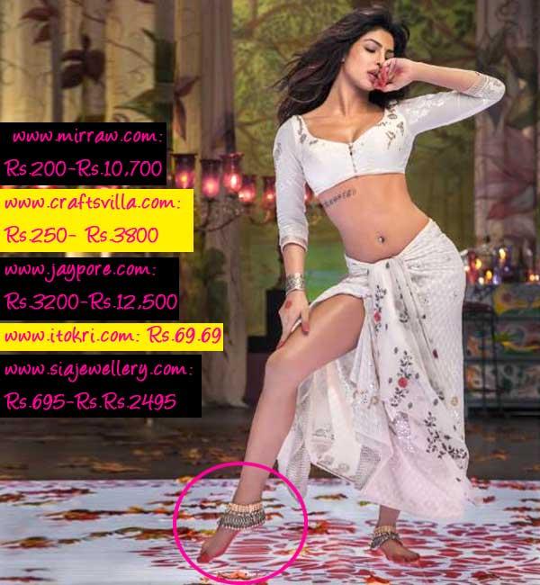 Shake a leg like Priyanka Chopra in Ram-Leela!