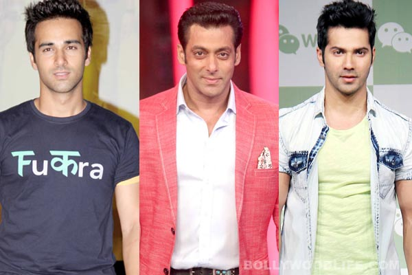 Salman Khan chooses Pulkit Samrat over Varun Dhawan!