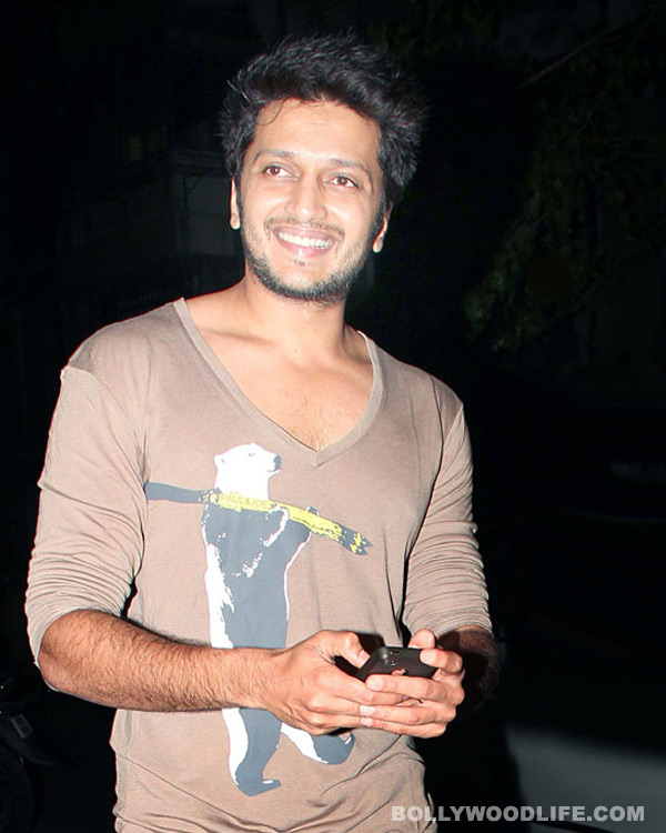 Riteish Deshmukh turns 35, happy birthday!