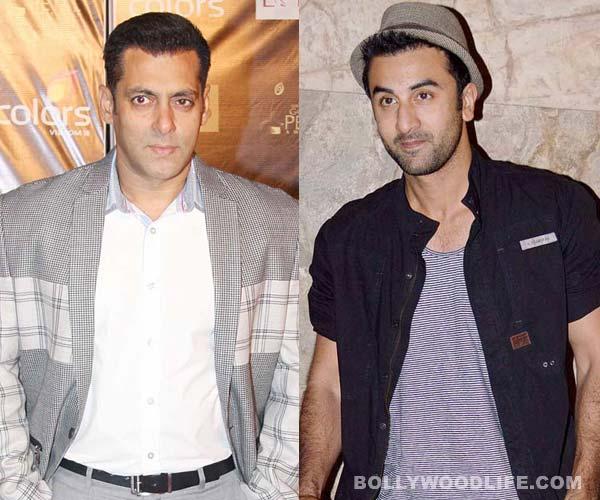 Is Salman Khan angry with Ranbir Kapoor for stealing away Katrina Kaif?