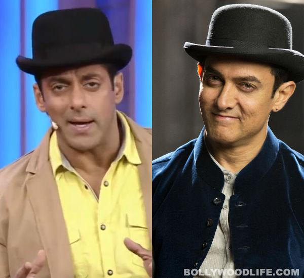 Bigg Boss 7: Is Salman Khan imitating Aamir Khan?