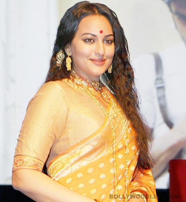 Should Sonakshi Sinha sit at home?