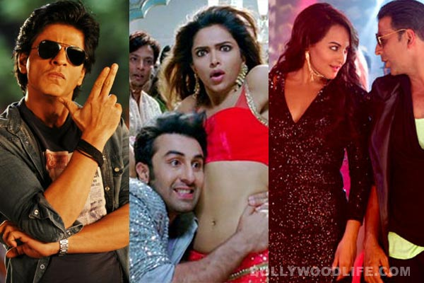 Zero Hour Mashup 2013: Shahrukh Khan, Ranbir Kapoor and Akshay Kumar's numbers mixed up in a funky way!