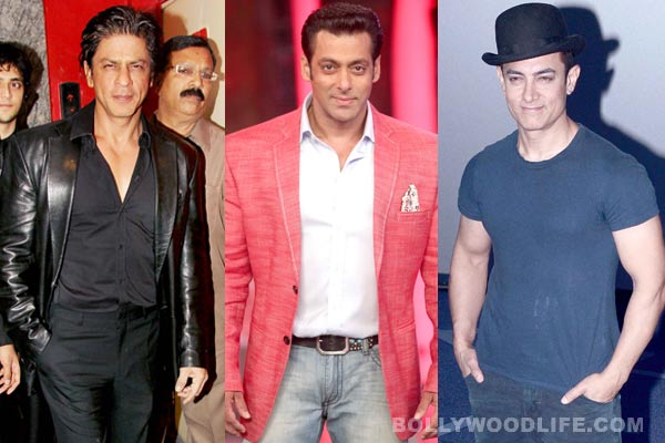 Shahrukh Khan, Salman Khan and Aamir Khan: Where are these B-town celebs celebrating their New Year?