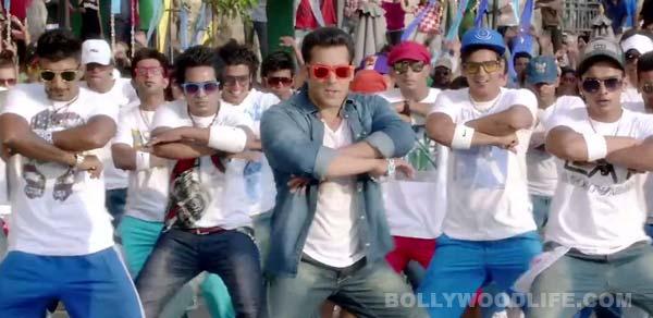 Jai Ho song Baaki sab first class: Is Salman Khan repeating himself?