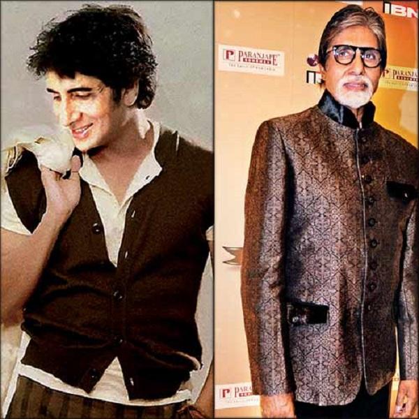 Amitabh Bachchan to play a 30-year-old man for Aakhri Raasta remake