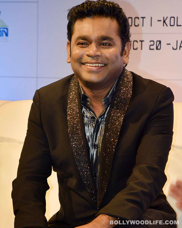 What is AR Rahman's treat for his international fans?