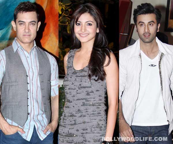 Will Anushka Sharma choose Aamir Khan over Ranbir Kapoor?