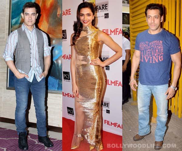 Will Deepika Padukone choose Aamir Khan over Salman Khan?