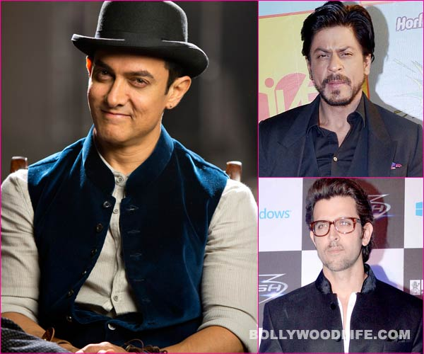 ETC Bollywood Business Awards: Aamir Khan, Hrithik Roshan, Shahrukh Khan, Ranbir Kapoor-who will bag the highest grossing actor of 2013 title?
