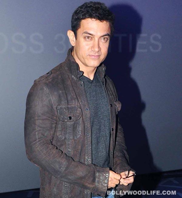 Aamir Khan causes Christmas havoc