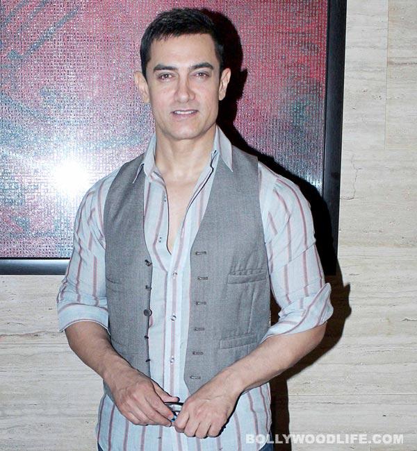 Aamir Khan kicks the butt!