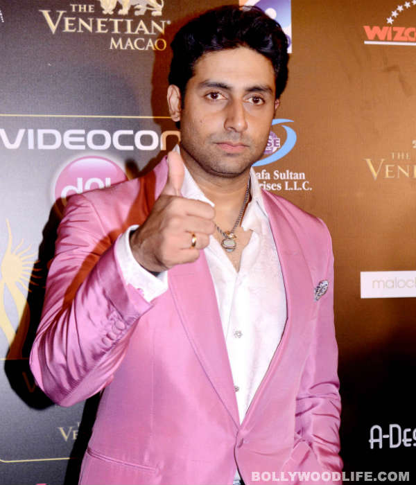 Abhishek Bachchan: My mother is biased and dad is my biggest critic!
