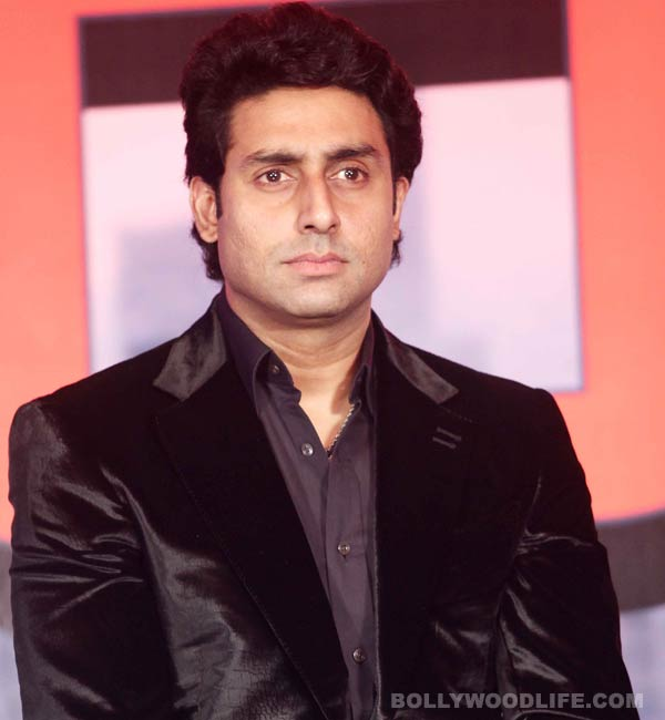 Will Abhishek Bachchan produce films for himself?