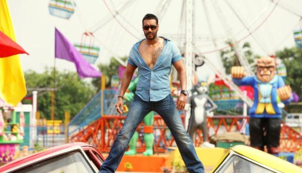 Stay order on the Telugu remake of Ajay Devgn's Golmaal 3!