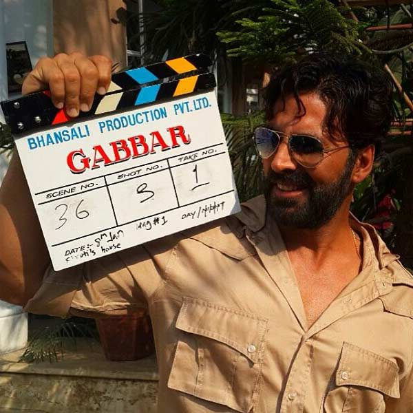 Have the makers of Gabbar lost faith in Akshay Kumar?