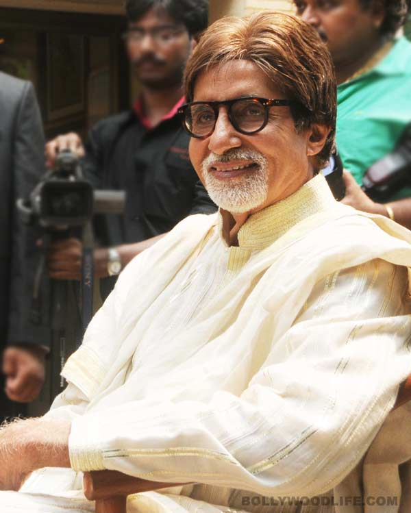 Is Amitabh Bachchan the most admired Bollywood celebrity in the world?