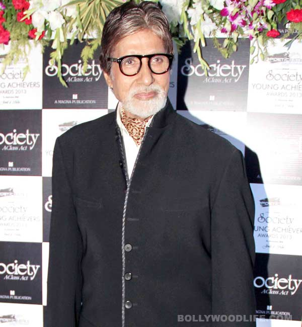 Amitabh Bachchan to work towards women's emancipation