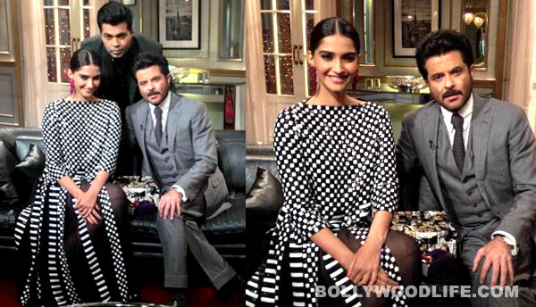 Will Anil Kapoor and Sonam Kapoor stir another controversy on Koffee with Karan 4?