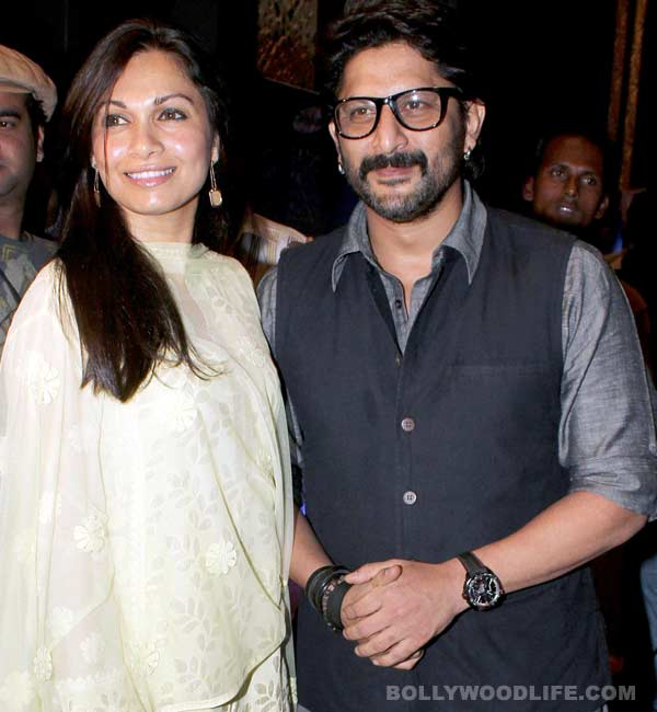 Is Huma Qureshi causing trouble in Arshad Warsi's married life?