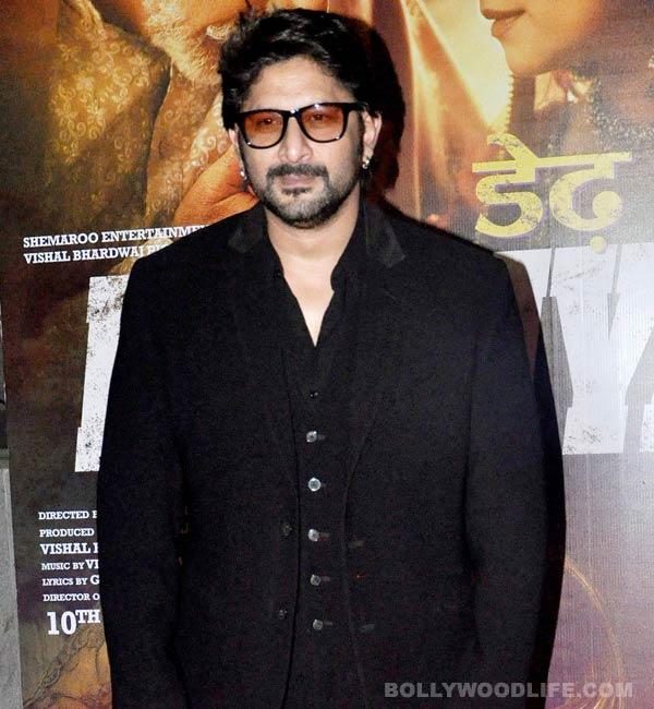 After Shahrukh Khan and Ameesha Patel, Arshad Warsi gets injured