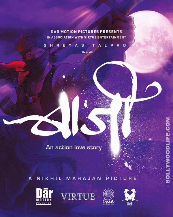 Superhero film Baji marks a new direction for Marathi cinema and Shreyas Talpade