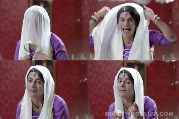 Sunil Grover's new show promo: Gutthi turns Chutki to take on Kapil Sharma's Comedy Nights With Kapil!