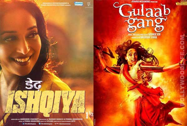 Did Madhuri Dixit-Nene insist on promoting Gulaab Gang with Dedh Ishqiya?