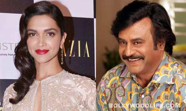 Is Deepika Padukone too busy for Rajinikanth?
