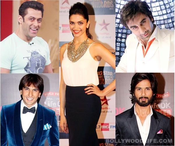 Ranveer Singh, Ranbir Kapoor or Salman Khan – who can be Deepika Padukone's Mr Perfect? Vote now!