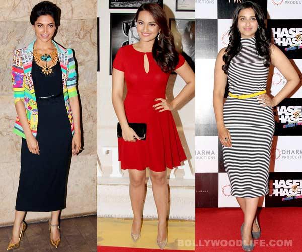 Star Guilds Award: Deepika Padukone, Sonakshi Sinha or Parineeti Chopra – Who is the best heroine of 2013?