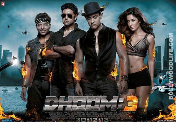 Aamir Khan's Dhoom:3 races ahead of Chennai Express, rakes in over Rs 250 crore