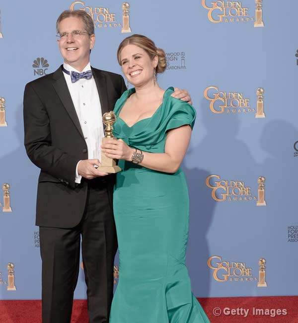 71st Annual Golden Globe Awards: Frozen wins the best animated film of the year award