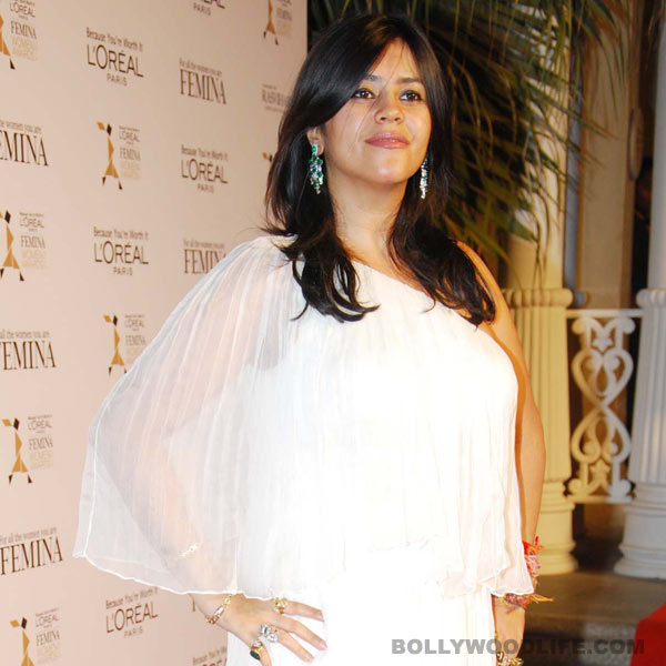Ekta Kapoor: Weight loss has come really late to me