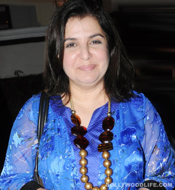 Farah Khan, happy birthday!