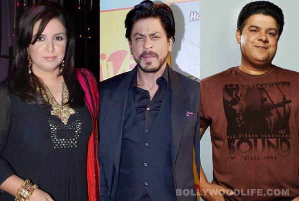 Did Shahrukh Khan stop Farah Khan from directing a song in Sajid Khan's Humshakals?