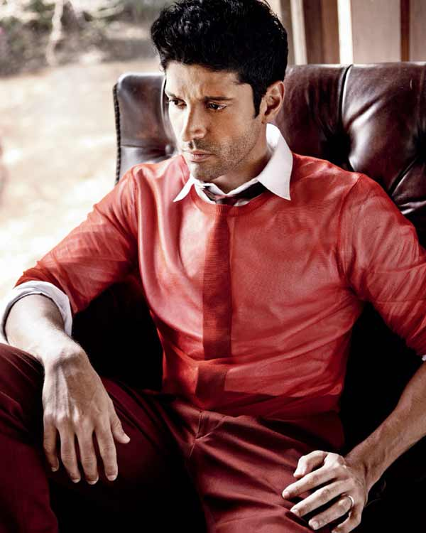 Farhan Akhtar: My strengths were in writing and direction