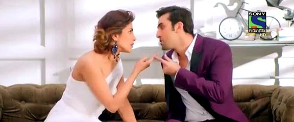 What is Priyanka Chopra and Ranbir Kapoor's fight all about? Watch video!