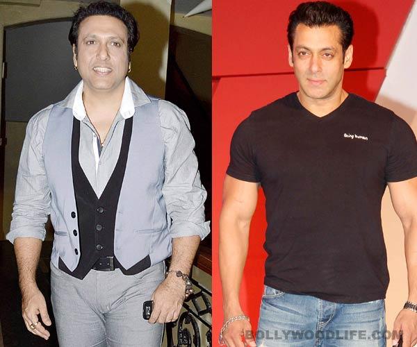 Why did Govinda turn down Salman Khan's film?