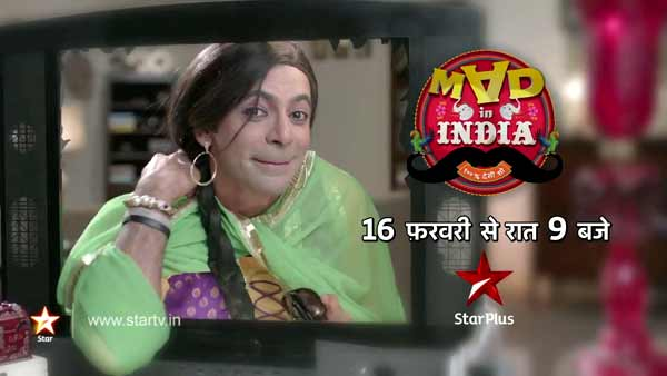 Sunil Grover's Mad In India to clash with Karan Johar's Koffee with Karan!