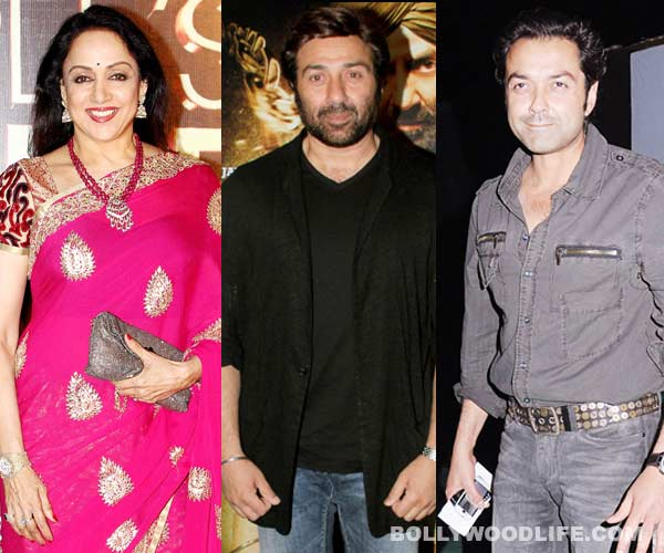Will Sunny Deol and Bobby Deol attend Hema Malini's daughter, Ahana Deol's wedding?