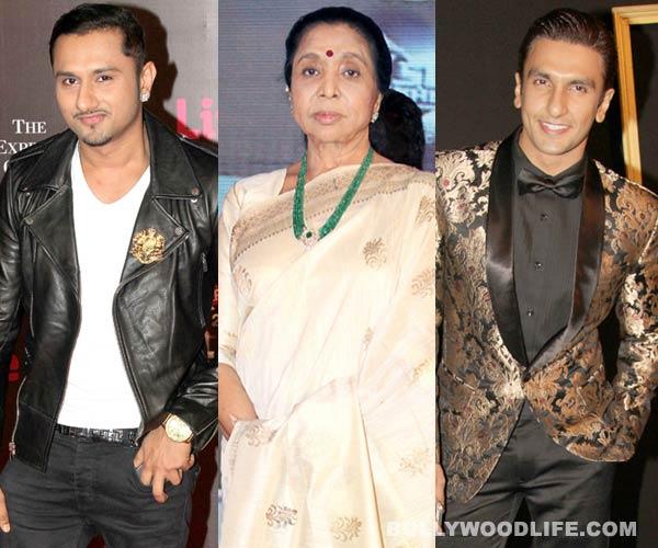 Honey Singh, Asha Bhosle and Ranveer Singh to rock the GIMA Awards 2014