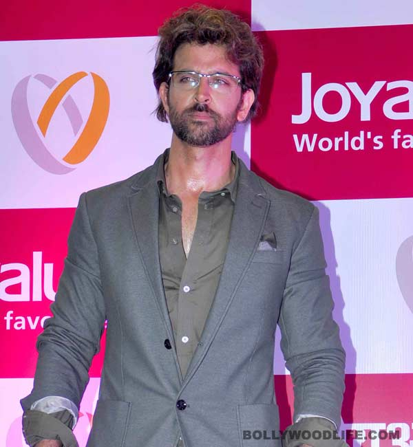Does Hrithik Roshan need help to get over his divorce?