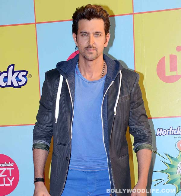 Hrithik Roshan finds a replacement for Sussanne Khan!