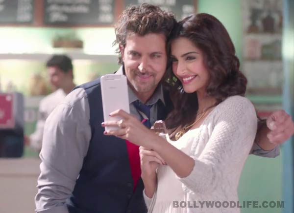 Hrithik Roshan and Sonam Kapoor look super cute together: Watch video!