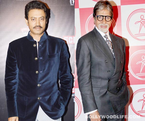 Are Irrfan Khan and Amitabh Bachchan a part of Shoojit Sircar's next?