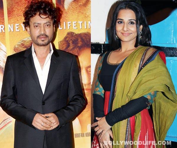Are Vidya Balan and Irrfan Khan a part of Sujoy Ghosh's next?