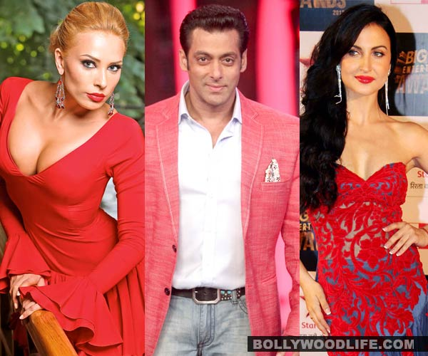 Salman Khan chooses Iulia Vantur over Elli Avram!